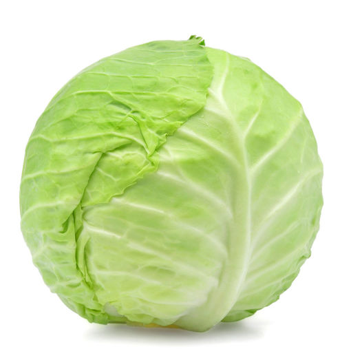 Picture of Cabbage - Green - Bag (8-10 Heads)