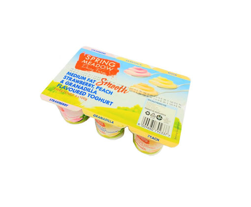 Picture of Yoghurt Assorted  - 6 Pack