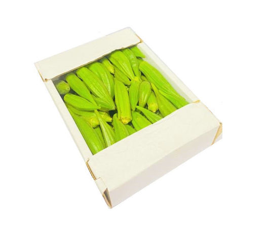Picture of Okra - Box