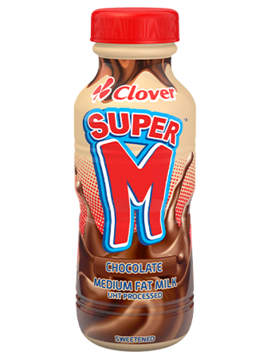Picture of Super M's Chocolate flavour - 6 x 300ml