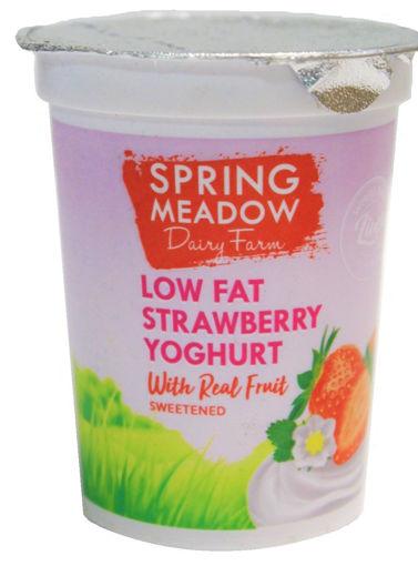Picture of Yogurt Strawberry - 175ML