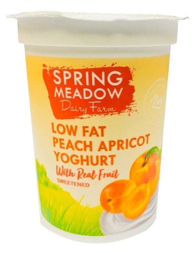 Picture of Yogurt Peach Apricot- 175ml