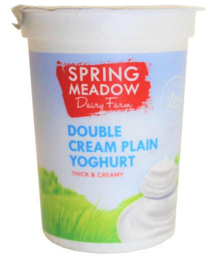 Picture of Yogurt Double cream Plain -175ml