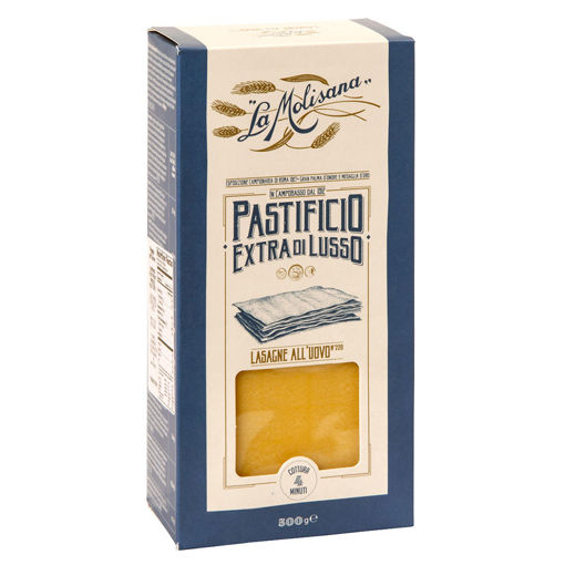 Picture of N.220 Egg Pasta Sheets For Lasagne - 500g