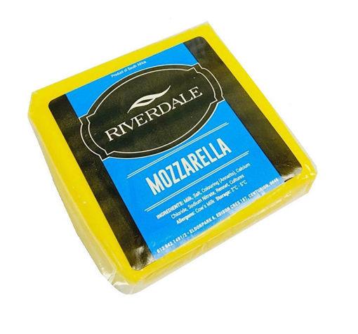 Picture of Mozzarella Cheese Slab (Avg 350g)