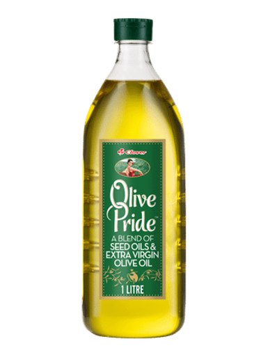 Picture of Blend of Seed Oils and Extra Virgin Olive Oil  - 1L