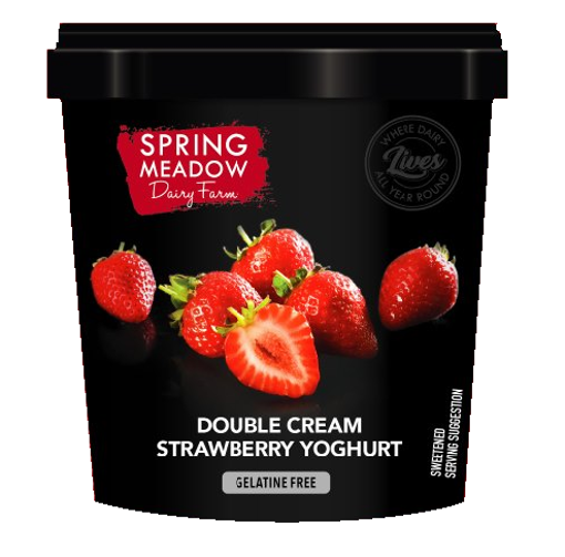 Picture of Yoghurt - Strawberry 1Lt
