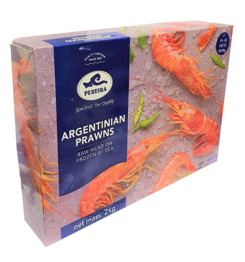 Picture of Prawn Argentina 30/40(King) - 2kg