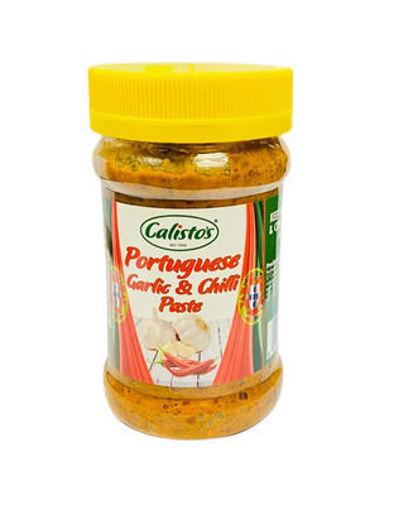 Picture of Calisto's Portuguese Garlic and Chili Paste - 250g