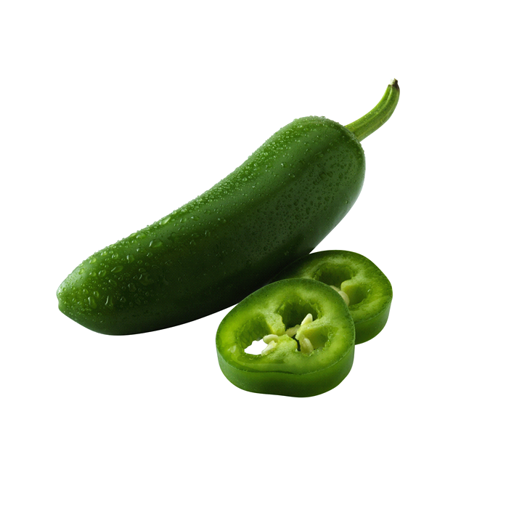 Picture of Jalapeño Pepper - 250g