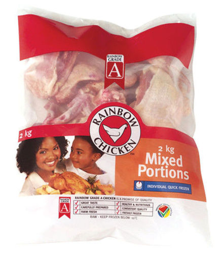 Picture of Mixed Portions (2kg) -  IQF