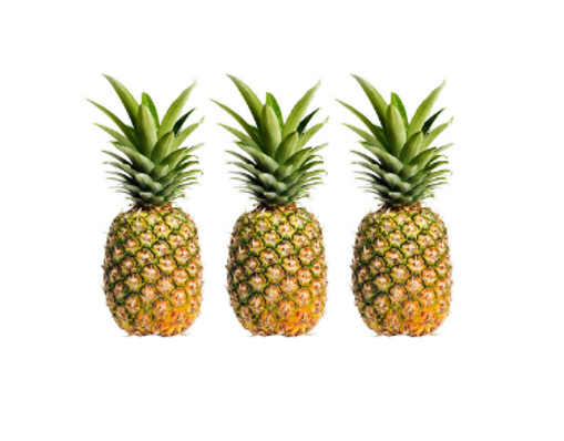 Picture of Pineapple (Large) - 3 For R20