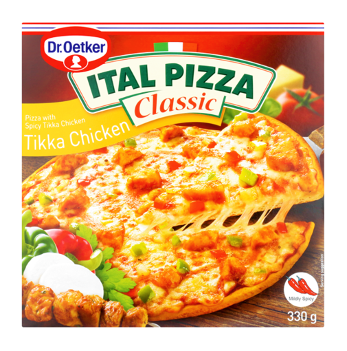 Picture of Ital Pizza Classic Tikka Chicken 330g