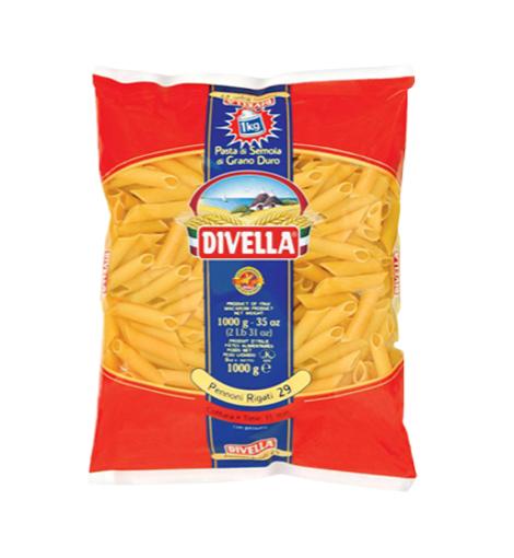 Picture of Divella Pennoni Rigati No 29 Pasta 500g