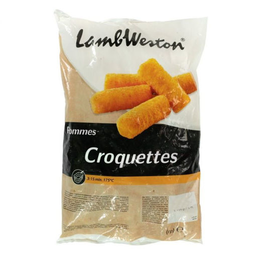 Picture of Potato Croquettes Lamb Weston - 2.5kg