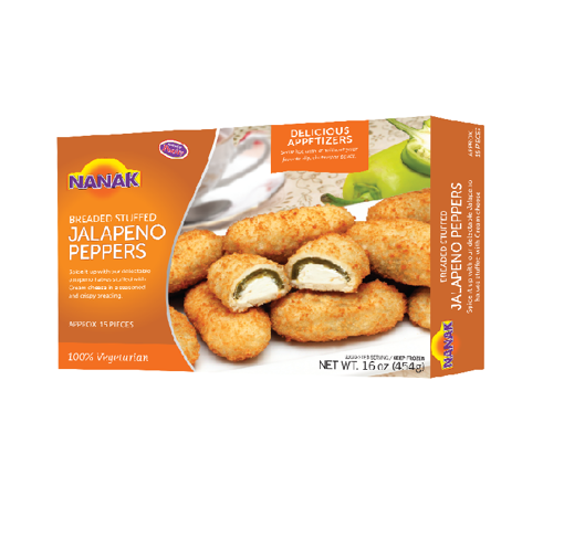 Picture of Jalapeno Poppers - 454g