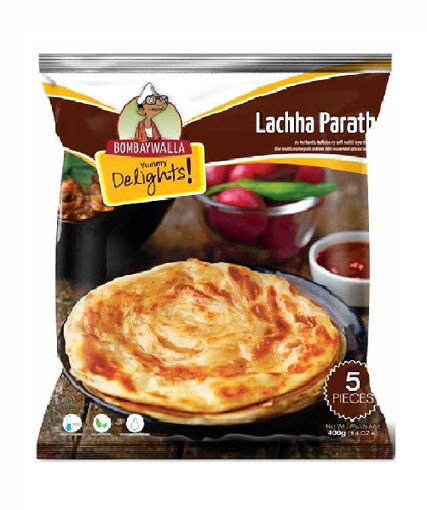 Picture of Flaky Flatbread (Laccha Paratha) - 400g