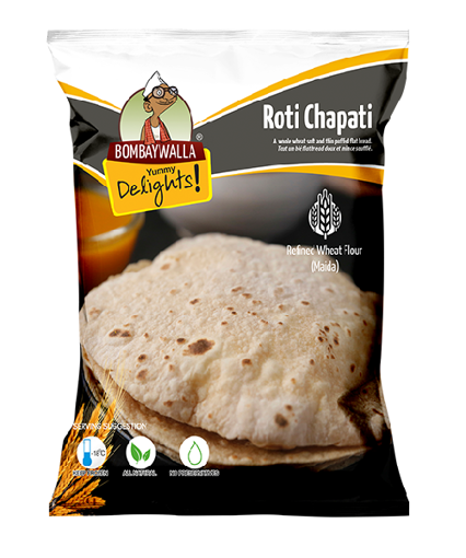 Picture of Whole Wheat Roti (Chapati) - 320g