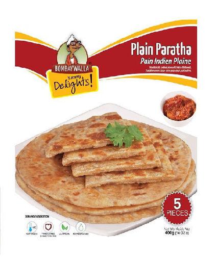 Picture of Plain Flatbread (Paratha) - 400g