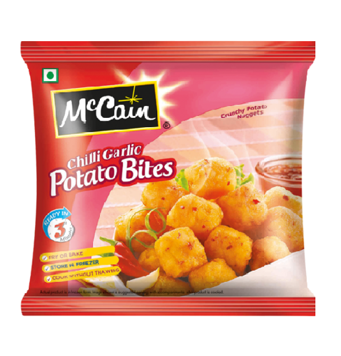 Picture of McCain Chilli Garlic Potato Bites - 420g