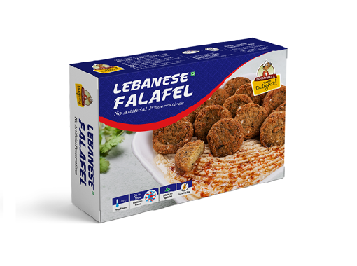 Picture of Ready to Eat - Lebanese Falafel - 300g