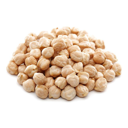 Picture of White Chickpeas (Garbanzo beans) - 500g