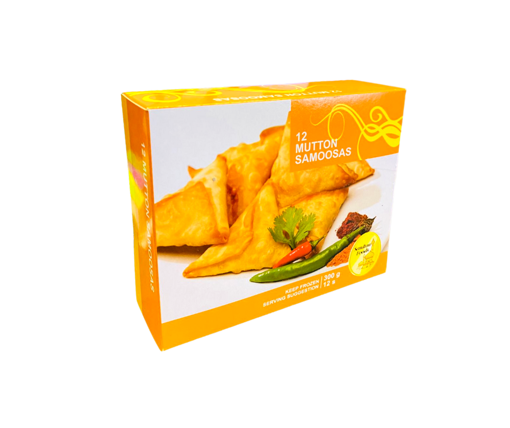 Picture of Mutton Samoosa (12 pack)