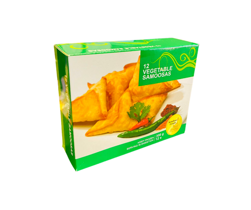 Picture of Vegetable Samoosa (12 pack)